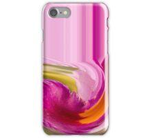 pistachio, strawberry & vanilla... iPhone Case/Skin
