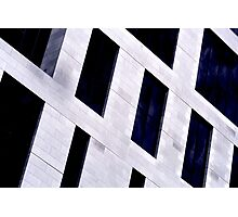 Abstract architecture 3 Photographic Print