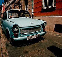 another Trabant view by ragman