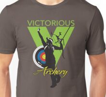 Victorious Archery Girl  Unisex T-Shirt