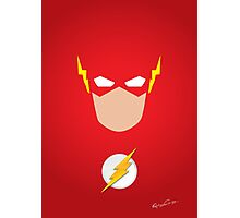 Flash Photographic Print