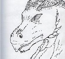 Doted Dragon  by tukara