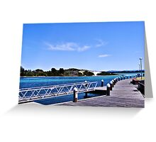 Forster NSW Greeting Card