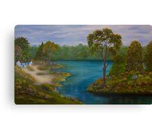 paisagem II Canvas Print