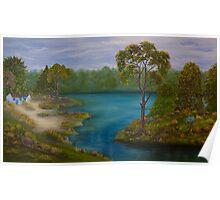 paisagem II Poster
