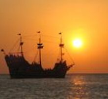 Pirate Ship by clyon