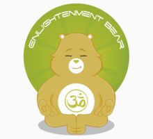 Enlightenment Bear T-Shirt