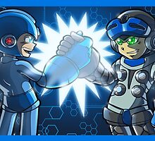 The Blue Bomber Legacy by Exclamation Innovations