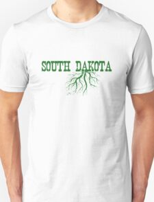 South Dakota Roots Unisex T-Shirt