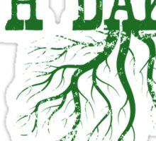 South Dakota Roots Sticker