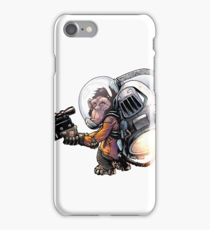 Jetpack Monkey iPhone Case/Skin