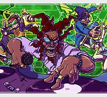 Jet Set Radio by Mike Dio