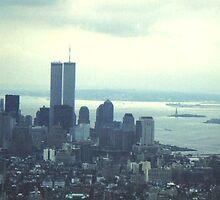 World Trade Center by ricki d