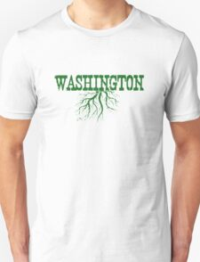 Washington Roots Unisex T-Shirt