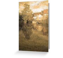 Constable country #4 Greeting Card