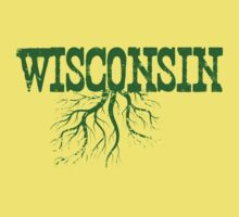 Wisconsin Roots Kids Clothes