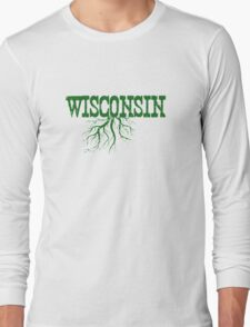 Wisconsin Roots Long Sleeve T-Shirt