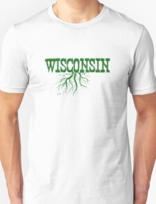 Wisconsin Roots Unisex T-Shirt
