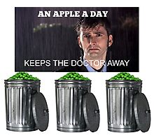 An Apple a Day Keeps the Doctor Away ;( Photographic Print