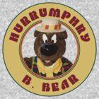 Hurrumphry B. Bear (Humphrey B. Bear parody) by Neroli Henderson