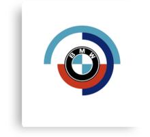 BMW Motorsport Canvas Print