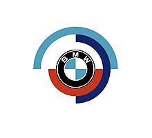 BMW Motorsport Photographic Print