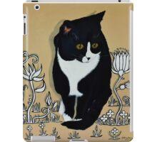 Tuxedo Cat... iPad Case/Skin
