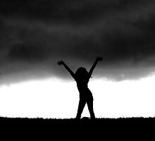 I will Praise You in the storm by Terry Arcia