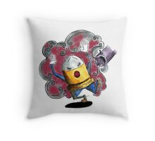 OH NO! Not Again! Throw Pillow