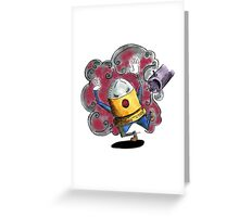 OH NO! Not Again! Greeting Card