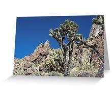 Kessler Peak, CA Greeting Card