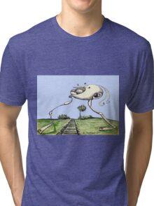 Transient Tri-blend T-Shirt
