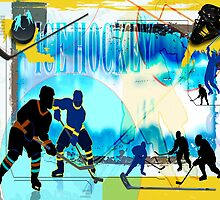 Ice Hockey by rcurtiss000