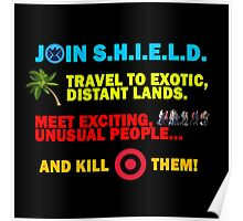 Join SHIELD Poster