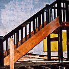 stairway to heaven by Rosina  Lamberti