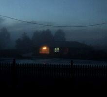 Light Through the Fog by erikaadams