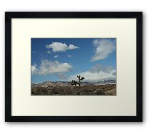Oak Creek Canyon, CA Framed Print