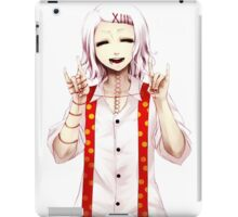 Juuzou Suzuya  iPad Case/Skin