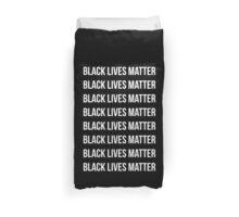 Black Lives Matter Duvet Cover
