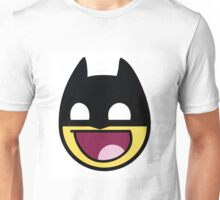 The Dark Knight Awesome Smiley Unisex T-Shirt