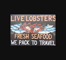 lobster sign Unisex T-Shirt