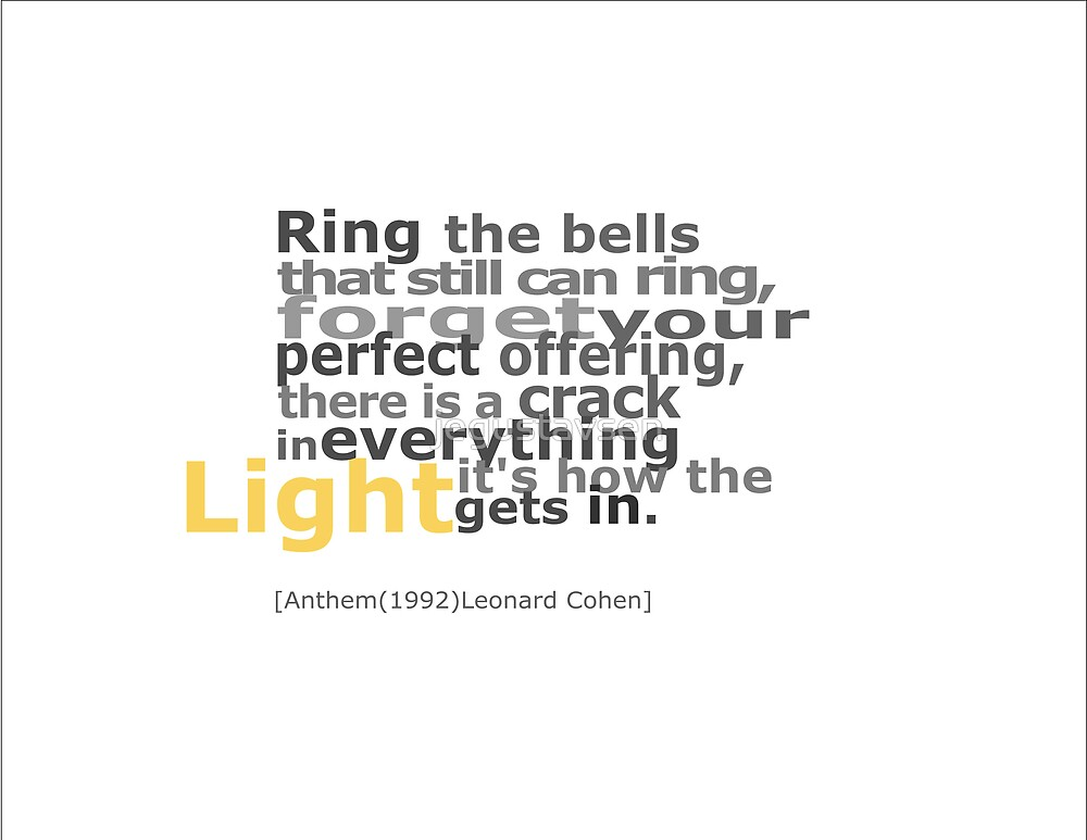 Ring the bells by jegustavsen