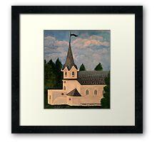 St Olaf Framed Print