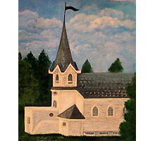 St Olaf Photographic Print