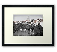 Fribourg Framed Print