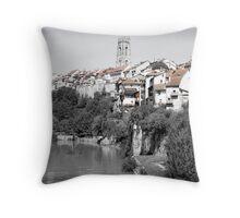 Fribourg Throw Pillow
