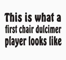 Dulcimer  One Piece - Short Sleeve