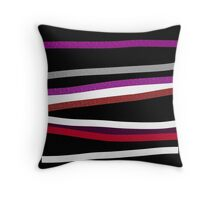 Abstract lines, MODERN Art, gifts and decor Throw Pillow