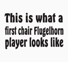 Flugelhorn One Piece - Short Sleeve