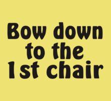 First Chair Kids Tee